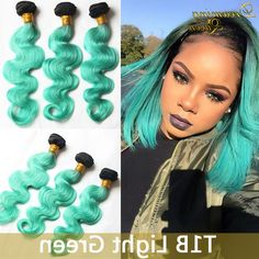 88.20$  Watch now - https://alitems.com/g/1e8d114494b01f4c715516525dc3e8/?i=5&ulp=https%3A%2F%2Fwww.aliexpress.com%2Fitem%2F8A-Mint-Green-Body-Wave-Hair-Extensions-Mongolian-3-Pcs-1B-Mint-Green-Human-Virgin-Hair%2F32783972906.html - 8A Mint Green Body Wave Hair Extensions Mongolian 3 Pcs 1B Mint Green Human Virgin Hair Weft Ombre Remy Human Hair Extenstions 88.20$