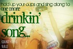 drinkin' song