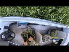 """Série """"Fronteiras do Tráfico"""" - A guerra na fronteira com o Paraguai. Po..."""