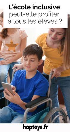 L'école inclusive peut-elle profiter à tous les élèves ? C'est la question, centrale, à laquelle Caroline Desombre, Professeure de psychologie sociale à l'Université de Lille apporte des éléments de réponse dans un article de The Conversation*. Ash, Conversation, Sensory Play, Learning, Gray