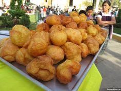 Guatemalan Comfort Food: Buñuelos by Rudy A. Girón