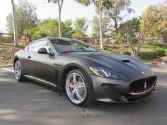 2015 Maserati GranTurismo found on CarLister.co