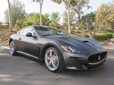 2015 Maserati GranTurismo found on CarLister.co