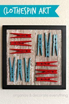 Clothespin Art.1
