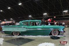 Clyde Wooten's '58 Pontiac Chieftain