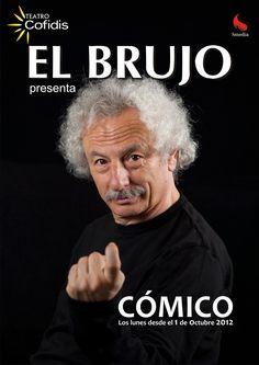 cartel comico ocio cultura teatro espectaculos madrid