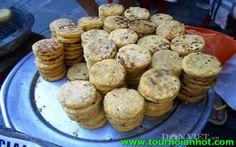 Thơm ngon Bánh Khoai Lang Nướng Hội An