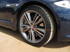 Cars & Life: Jaguar XJ Supercharged: Again #car #jaguar
