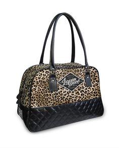 Liquor Brand Handtasche Leopard.Oldschool,Rockabilly,Tattoo,Pin up,Custom Styles