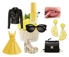 """""""Summer"""" by anne-lise-knoph on Polyvore featuring IRO, Celebrate Shop and beautifulhalo"""