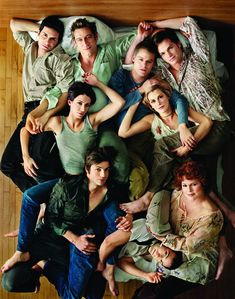 Queer as Folk.  Cause I want to fight for Equality (no matter what subject). And I always will.