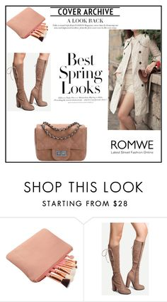 """Romwe 2"" by amrafashion ❤ liked on Polyvore featuring H&M"