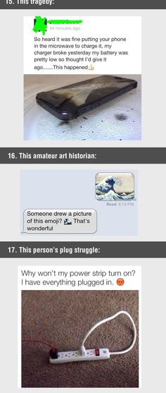 36 Dumbest Things Ever Said Online