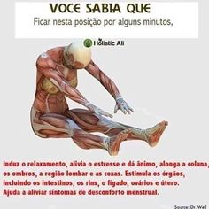 Você sabia? - Como Fazer Physical Fitness, Yoga Fitness, Early Childhood Activities, Morning Yoga Routine, Make Tutorial, Hip Workout, Yoga Videos, Educational Activities, Health And Wellbeing
