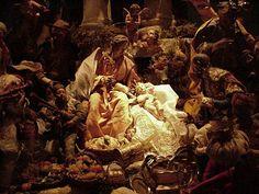 Christmas: the History and Origin of the Nativity Scene