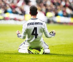 """Sergio Ramos is a great role model for speed and agility because """"He's the most active defender of Real Madrid..."""" He has scored a lot of goals, so if he ever misses, and the opposing team gets the ball. He has to be fast enough to get back and defend. He also has a lot of agility, """"He's normally center back, but can preform equally as right back."""" So he can play two positions."""