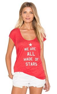 4b9691815 Shop for Wildfox Couture All Made of Stars Top in Ariel at REVOLVE. Free  day shipping and returns, 30 day price match guarantee.