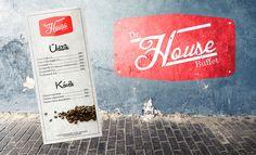 Dr House Buffet - branding, arculat, logo, menu