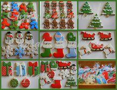 Christmas Cookies via Cupcake Adventures