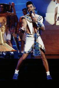 pharaoh joseph and the amazing technicolor dreamcoat pictures - Google Search