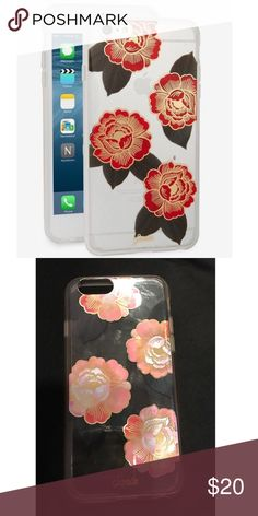 "Sonix iPhone case Sonix ""Scarlett"" iPhone 6 case. Will fit the iPhone 7. 🔸price is firm ❌trades 🚩Final price ❣️Ready to ship Sonix Accessories Phone Cases"
