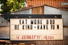 America's best BBQ cities (Photo: Courtesy of Stanley's Famous Pit Bar-B-Q)
