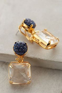 Solar Earrings #anthrofave #anthropologie.com