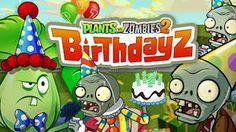 Resultado de imagen para plants vs zombies birthday