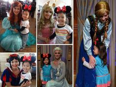 Disney Princess tales