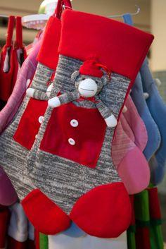 Sock Monkey Plush Treat Jar | Christmas characters, Monkey and Socks