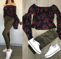stylish look #schoolwear#sneakers #denim#casual#outfits#ootd#chic#style#girly Uni Outfits, Simple Outfits, Everyday Outfits, Trendy Outfits, Spring Outfits, Hijab Fashion, Fashion Outfits, Womens Fashion, Ootd Chic