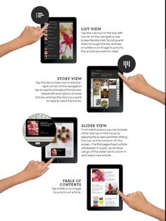 I spotted on my GReader that Martha Stewart Living had released a special iPad app 'extra' magazine, so as I know that some of you are iPad and Martha lovers I thought it was my duty to… Ui Design, Layout Design, Graphic Design, Navigation Bar, Ui Web, Ipad App, Mobile Ui, Martha Stewart, Layouts