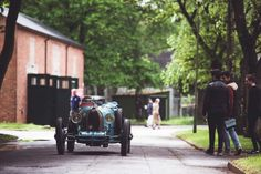 """Here's Every Photo We Took at Bicester Heritage's Old School """"Sunday Scramble"""" • Petrolicious"""