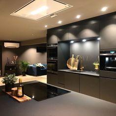 Home Room Design, Dream Home Design, Modern Kitchen Design, Interior Design Kitchen, Dream House Interior, Online Furniture Stores, Furniture Shopping, Cuisines Design, Küchen Design