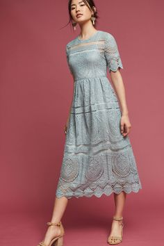 Shop the Mint Lace Midi Dress and more Anthropologie at Anthropologie today. Read customer reviews, discover product details and more.