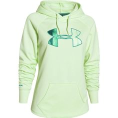 Under Armour Rival ❤ liked on Polyvore featuring under armour
