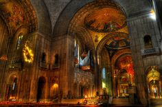 Basilica of the National Shrine of the Immaculate Conception: Washington, DC