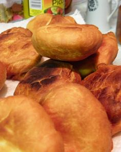 :: sweet corn vetkoek