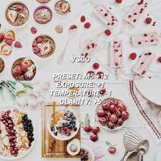 VSCO Filters for Food – VSCO FILTER HACKS White Instagram Theme, White Feed, Best Vsco Filters, Vsco Presets, Instagram Feed, Make It Yourself, Hacks, Photography, Vsco Filter