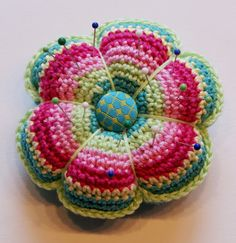 I spend every minute of my spare time with crochet needle in the hand. This is my way to relax. Crocheting is my great passion and it's deeply satisfying to me. http://annecrochets.com