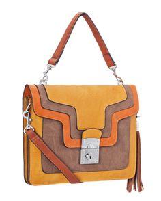 Vegan Juliet Colour Block Bag