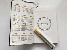 ♛ Bullet Journals ♛ : Photo - http://www.diyhomeproject.net/%e2%99%9b-bullet-journals-%e2%99%9b-photo
