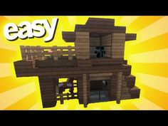 http://minecraftstream.com/minecraft-tutorials/minecraft-tiny-starter-house-tutorial-how-to-build-a-house-in-minecraft/ - Minecraft: Tiny Starter House Tutorial - How to Build a House in Minecraft Minecraft How to Build an Easy survival starter house! Teaching you how to build in Minecraft – Creative building Tips and tricks. Hope you enjoy! I hope you are able to follow along. If necessary pause the video. ● Texture pack – Flow HD Download here:...