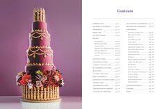 Wedding cake designer Elizabeth's Cake Emporium publishes new book, Opulencia, that takes the cake as a baking bible showcasing dazzling creations.