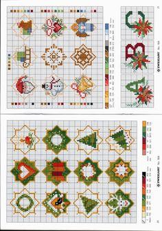 Poinsettia Alphabet A-C Gallery.ru / Фото #1 - 184 - Auroraten