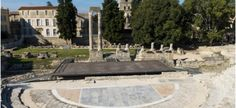 arles antique, ville romaine, amphitheatre arles, theatre antique, cirque romain, musée de arles antique, thermes gallo romains Arles, Sidewalk, France, Mansions, House Styles, Thermal Baths, City, Manor Houses