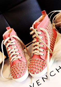 Studded Sneakers from MBELLISH on Storenvy