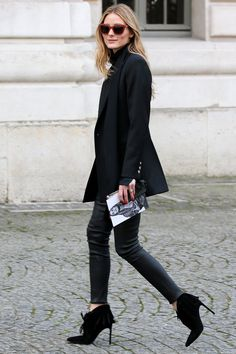The 8 Shoes Olivia Palermo Keeps in Her Closet — and You Should Too