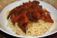 Picante Chicken Stir Fry
