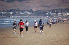 Grover Beach - Dune Run Run - takes runners onto the beach